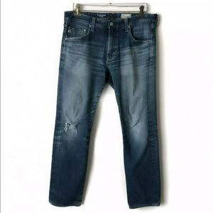 AG Adriano Goldschmied The Matchbox Slim Jeans